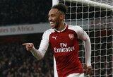 """P.E.Aubameyangas pasiekė naują """"Arsenal"""" rekordą"""