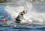 Įsibėgėja vandens motociklų sporto sezonas: lyderiaujantys čempionai varžovų nenuvertina