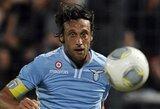 """""""Lazio"""" kapitono diskvalifikacija pailginta – jis šiame sezone nežais"""