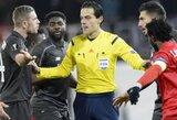 """Europos lyga: """"Liverpool"""" neįveikė """"Sion"""", """"Borussia"""" krito prieš PAOK"""