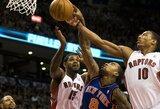 """L.Kleizos ekipai pavyko nutraukti """"Knicks"""" pergalių seriją   (visi rezultatai)"""
