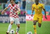 Kova dėl išlikimo: Kamerūnas – Kroatija