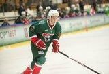 """M.Kaleinikovas Latvijoje pelnė dublį, """"Comet"""" prarado tašką prieš vienus iš autsaiderių"""