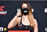 """J.Stoliarenko po apmaudu paženklintų UFC svėrimų: """"Greitosios pagalbos automobilyje visų prašiau leisti man kovoti"""""""