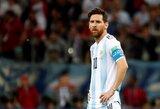 """Buvęs """"Barcelona"""" žaidėjas E.Petitas: """"L.Messi nėra toks lyderis, kaip C.Ronaldo"""""""