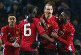 """Po 11 metų pertraukos """"Manchester United"""" tapo didžiausias pajamas turinčiu futbolo klubu"""