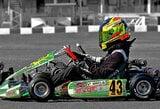 "Lietuvio laukia išbandymai ""CIK-FIA Karting Academy Trophy"" serijoje"