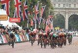 R.Navardauskas lenktynėse Londone rinko pasaulio reitingo taškus