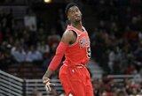 """""""Bulls"""" po sezono sieks išsaugoti atsiskleidusį puolėją"""