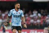 D.Alvesas atskleidė, kad dėl sugrįžimo į Braziliją atmetė galimybę prisijungti prie didžiausių Europos klubų