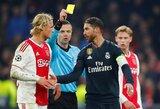 S.Ramosui gresia griežta UEFA sankcija