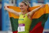 Rio de Žaneiro olimpiada: tryliktą dieną startuoja irkluotojai, penkiakovininkai ir A.Palšytė