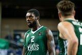 Klaipėdiečių aukštaūgius baudęs V.Okouo pripažintas naudingiausiu savaitės krepšininku