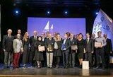 Kasmetiniuose Lietuvos buriavimo apdovanojimuose – daug dėmesio jaunajai buriuotojų kartai