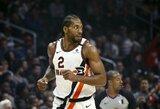 """""""Clippers"""" kroatas: """"Leonardas nuo kitų NBA žvaigždžių skiriasi savo gynyba"""""""
