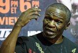 """F.Mayweatherio tėvas: """"Floydą rimtai domina galimybė debiutuoti UFC"""""""