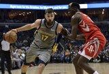 Dėl lemiamos J.Valančiūno atakos – oficiali NBA ataskaita