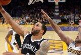"""Los Andžele laimėję J.Kiddo auklėtiniai nustūmė """"Lakers"""" į Vakarų konferencijos dugną"""