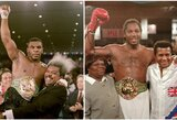L.Lewisas iškėlė vienintelę sąlygą sugrįžimo kovai su M.Tysonu