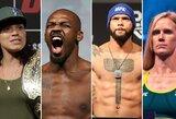 """""""UFC 239"""" pristatymas ir prognozės: fantastišką nepralaimėtų kovų rekordą turinčio J.Joneso titulo gynyba ir A.Nunes sugrįžimas po daugiau nei pusės metų pertraukos"""