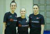 Lietuvos krepšinyje – istorinis įvykis: pirmąkart rungtynėms teisėjavo moterų trijulė