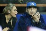 ESPN: D.Maradona ieškosi trenerio darbo Meksikoje