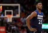 """""""Timberwolves"""" ruošiasi sezoną pradėti kartu su J.Butleriu"""