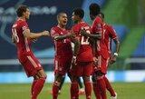 """Triuškinamą pergalę iškovojęs """"Bayern"""" žengė į Čempionų lygos finalą"""