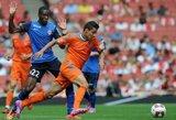 """""""Valencia"""" ir """"Monaco"""" sužaidė rezultatyviomis lygiosiomis"""