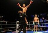 MMA bušido metų kovotojo rinkimuose – I.Baryso triumfas