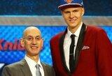 Sevilijos ekipa pateko į NBA naujokų biržos istoriją