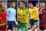 Top 30: brangiausi visų laikų Baltijos šalių futbolininkų perėjimai