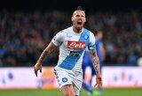 """""""Napoli"""" žadantis likti M.Hamšikas: """"Dėl savo ateities abejonių neturiu"""""""
