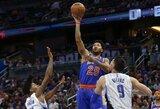 """D.Rose'as neprieštarauja likti """"Knicks"""", bet svarstys ir kitus pasiūlymus"""