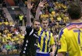 Lietuvos rankininkai tęsia kovą Europos taurėse
