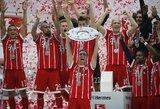 Pamatykite: Vokietijos klubai pristatė naujojo sezono aprangas