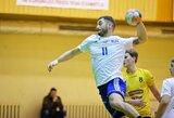 Baltijos rankinio lygoje – dvi Lietuvos klubų pergalės