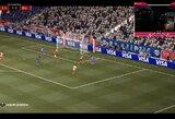 "535-1: rekordinė esporto talento pergalių serija ""FIFA 21"" žaidime baigėsi"