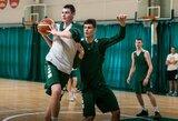 Paaiškėjo 16-mečių krepšinio rinktinės dvyliktukas