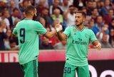 """Gražus E.Hazardo įvartis lėmė """"Real"""" pergalę Austrijoje"""