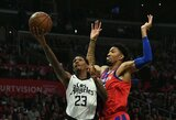 """Vienas """"Clippers"""" lyderių svarsto praleisti sezono atnaujinimą"""