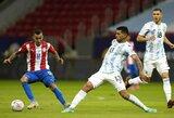 """C.Romero: """"L.Messi norėjo, kad žaisčiau su juo """"Barcelonoje"""""""