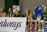 Jaunučių rinktinė nusileido Latvijos ekipai