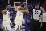"""""""Warriors"""" puolėją D.Greeną suerzino triuškinami pralaimėjimai"""