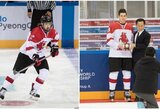 GMHL naujokų biržoje pašaukti du Lietuvos ledo ritulininkai, bet abu jie turi kitų planų
