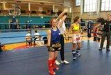 R.Stašauskaitei – Europos muaythai čempionato bronza