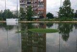Senvagės stadionas iki pirmadienio uždarytas