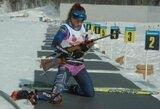 """Apatinius drabužius trasoje viešai demonstravusi Rusijos biatlonininkė: """"Nejaučiu jokios gėdos"""""""