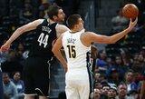 """""""Pistons"""" ir """"Nuggets"""" krepšininkai – NBA savaitės geriausieji"""