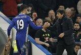 Karštos naujienos: D.Costa teigia, kad A.Conte jam pranešė, jog jis jam nėra reikalingas